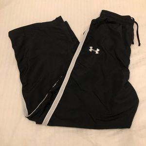Jogger with side strip